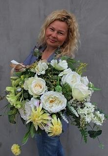bukiety kwiatów, wiązanki n...