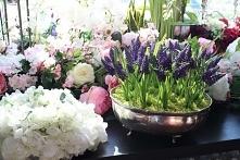 dekoracje ze sztucznych kwiatów - pracownia tendom
