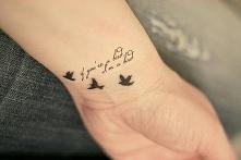 If you're a bird, I'm a bird ❤