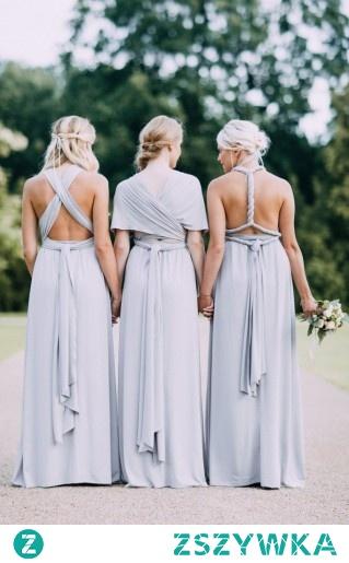 sukienki dla druhen, sukienka na ślub