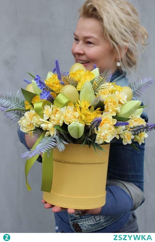 tulipany we flower boxie - tenDOM