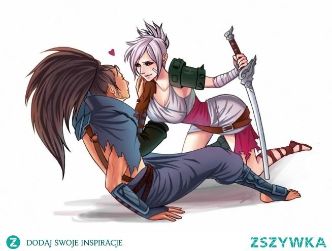 Riven & Yasuo