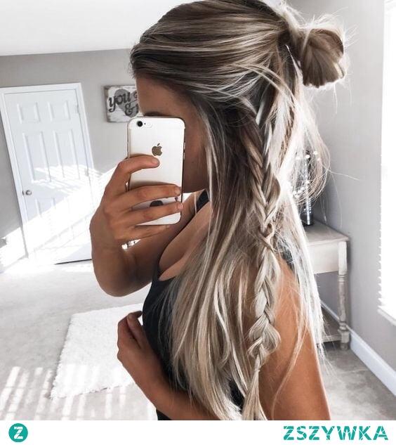 Piękna fryzura <3