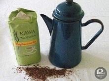 Kawa zbożowa z mlekiem lub z wodą
