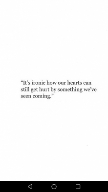 To ironiczne jak twoje serc...