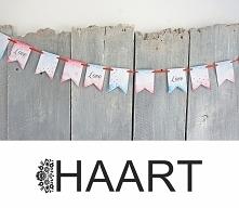 Girlanda HAART blog DIY
