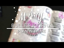 PLAN WITH ME | May 2018 | B...