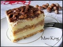 Ciasto Maxi King  Składniki...