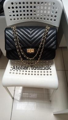 duży Ala Chanel najpiękniej...