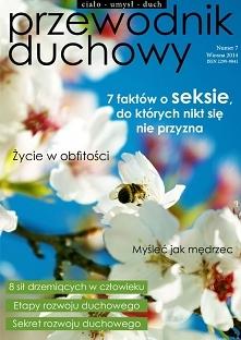 """Darmowe czasopismo """"Przewodnik duchowy, nr 7"""""""