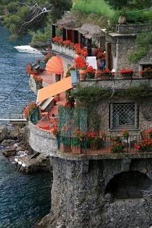 Seaside House, Portofino,Wł...