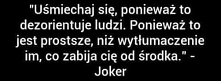 uśmiechaj się