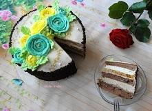 Tort Urodzinowy Biała Czeko...