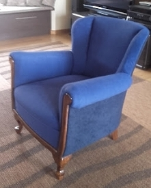 stary fotel jak nowy- krok po kroku