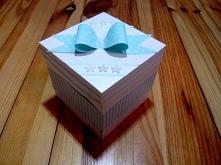 Wykonam kartki i pudełka na...