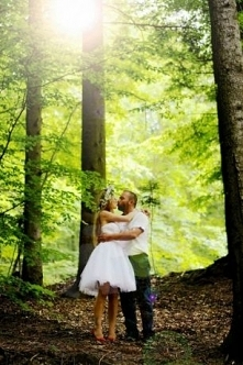 Suknia ślubna na sprzedaż ....
