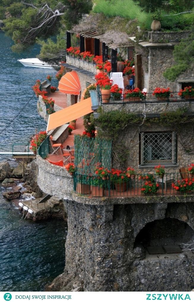 Seaside House, Portofino,Włochy