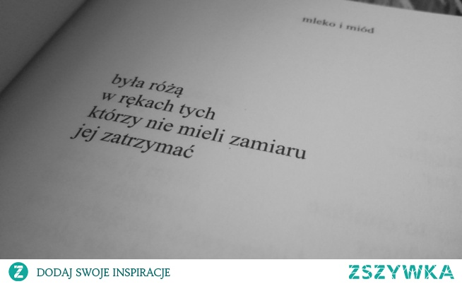 Cytaty Książka Ludzie Mlekoimiód Quotes Smutne Na