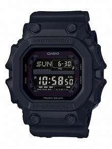 Casio GX-56BB -1ER  sportowy zegarek męski z kwadratową kopertą na pasku. Wykonany z wytrzymałego tworzywa wyposażony w przydatne funkcje oraz wysoką wodoszczelność przeznaczoną...