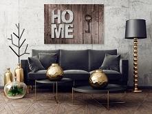 Domowa twierdza - nowoczesny obraz na płótnie
