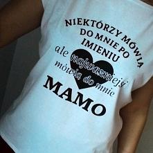 Koszulki na dzień mamy, kliknij w zdjęcie aby zobaczyć więcej wzorów ;)