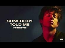Charlie Puth - Somebody Tol...