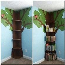 Półki na książki dla dzieci...
