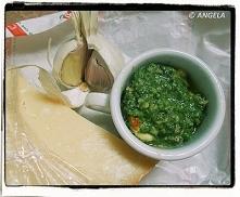 Pesto z pokrzywy - Nettle P...