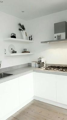 Bardzo ładna kuchnia *.*