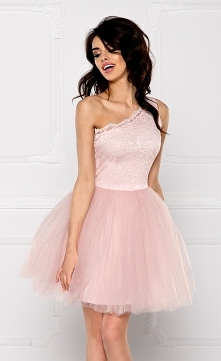 CLEO - Sukienka koronkowo -...