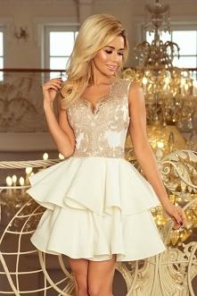 Idealna sukienka na wesele ...
