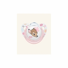 Śliczny różowy smoczek bambi DISNEY CLASSICS nuk - kliknij w zdjęcie