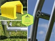 #Mobilne #namioty #garażowe to popularny sposób na ochronę #auta przed szkodl...