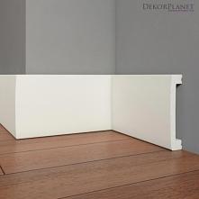 Gładka listwa przypodłogowa LPD5108 Primo producenta Dekorplanet to sztukater...