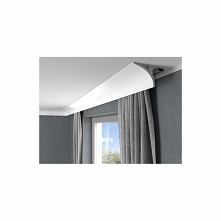 Listwa karniszowa oświetleniowa LED Mardom Decor ONE QL011 to gładka listwa m...