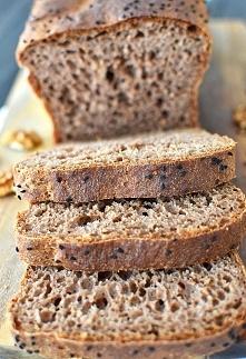 Chleb orkiszowy z orzechami...