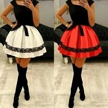 Czerwona czy biała? ❤