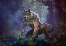 DEMONY LASU Wilkołak – znan...