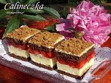 Ciasto Calineczka Składniki...