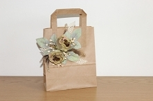 Na blogu propozycja opakowania do prezentów w stylu boho! :)