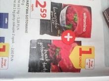 Warzywa gotowane 500g 2.59 Auchan