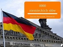 Kurs 1000 niemieckich słów....