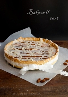 Bakewell tart {UK}