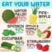 Woda w jedzeniu