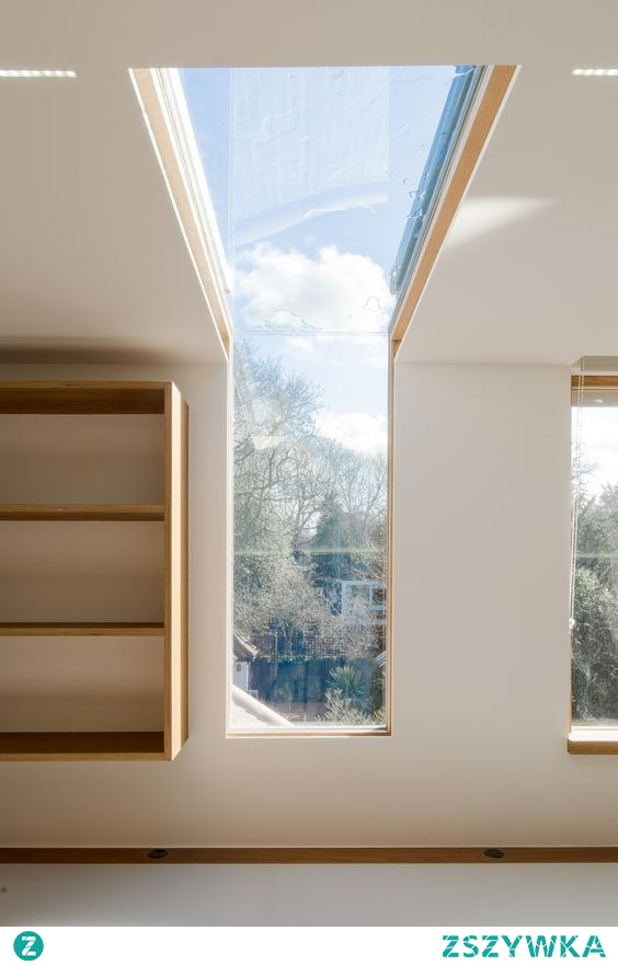 wall and roof window