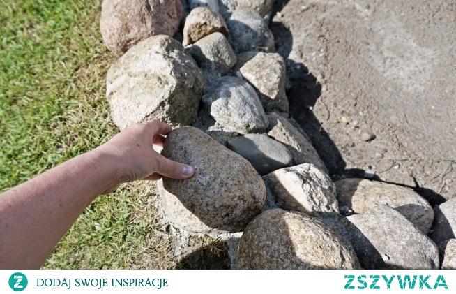 Palenisko z kamieni ZRÓB TO SAM HAART blog DIY