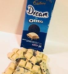 Dla mnie idealne połączenie ! Uwielbiam białą czekoladę A ciasteczka oreo są ...