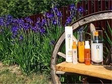 Global Keratin szampon nawilżający 300ml, odżywka bez spłukiwania 30 i 120ml,...