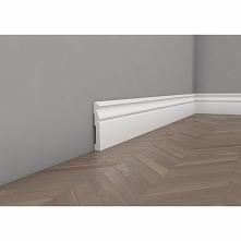 Listwa przypodłogowa Mardom Decor Elite MD095 to oryginalny cokół nadająca klasę i stylu twojemu pomieszczeniu. Listwa podłogowa z bardzo dobrych materiałów, odporna na uszkodze...