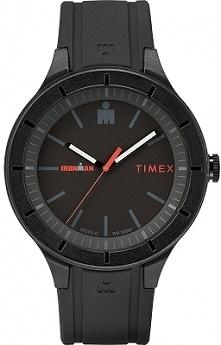 Timex TW5M16800 klasyczny zegarek ze sportową nutą wykonany w całości z czarnego tworzywa. Cechuje go wodoszczelność 100-stu metrów. Aby przenieść się do sklepu kliknij w zdjęci...